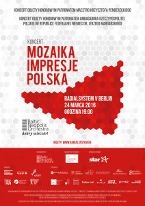 MozaikaImpresjePolska - Plakat A4